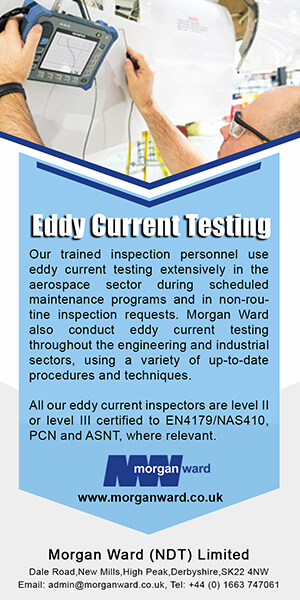 homepage eddy current advertisement