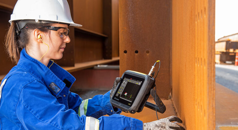 Decrease the risk of human error in inspection using the Sonatest WAVE