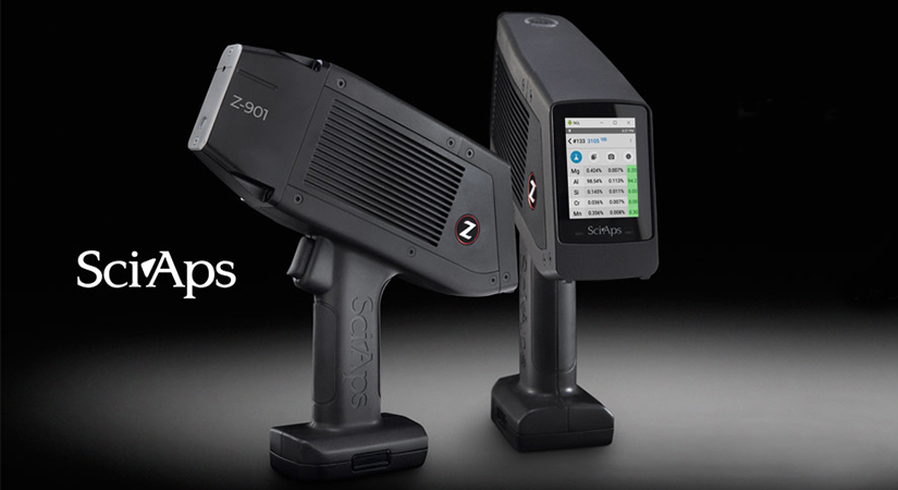 """SciAps launches Z-900 Series with """"dual-burn"""" technology"""