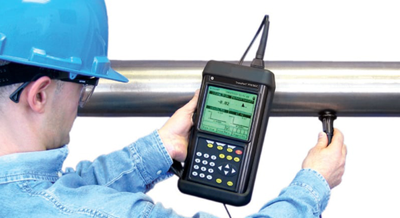 THE USE OF ULTRASONIC FLOW TECHNOLOGY TO PERFORM ENERGY AUDITS